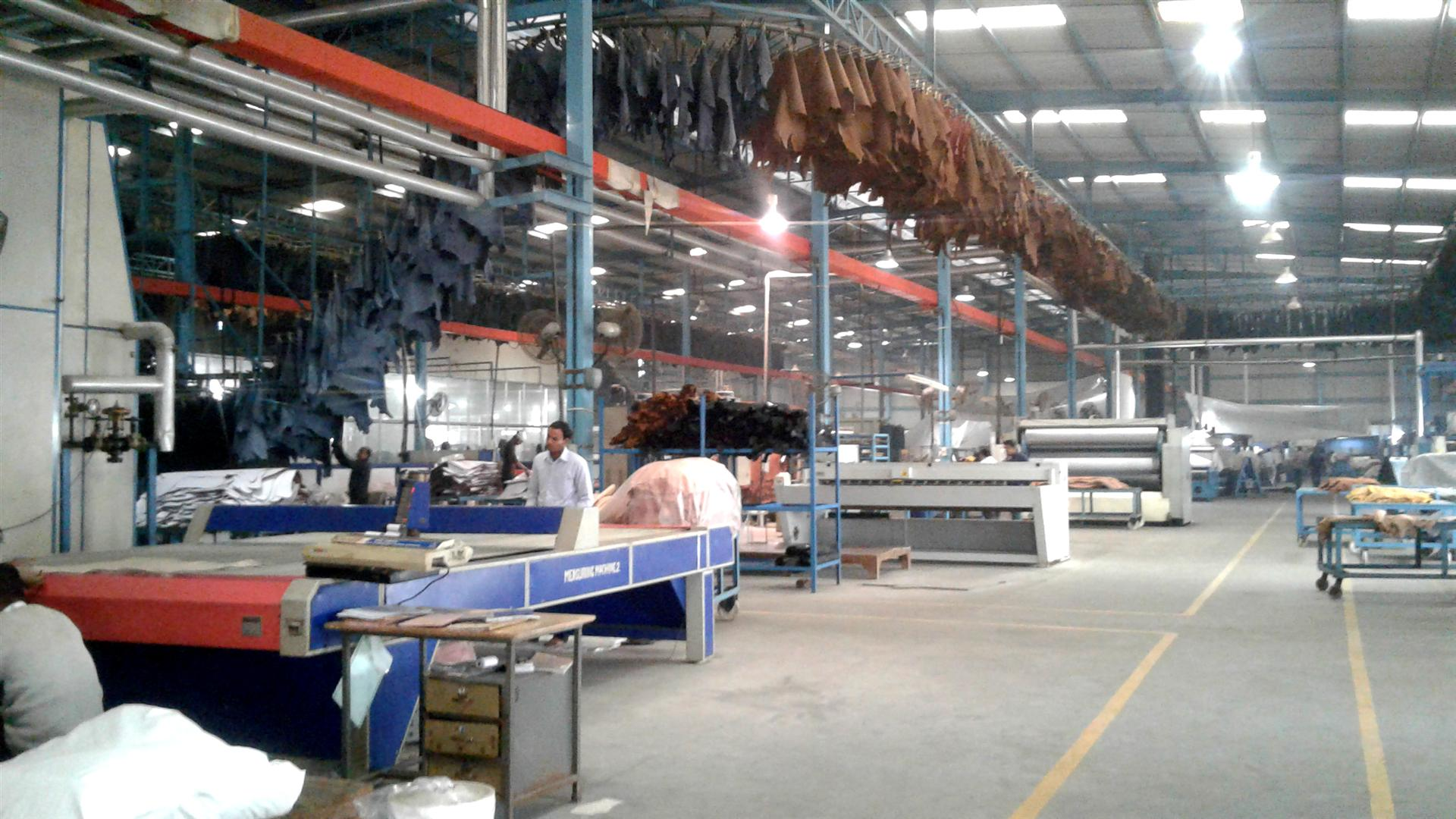 Production House Tannery