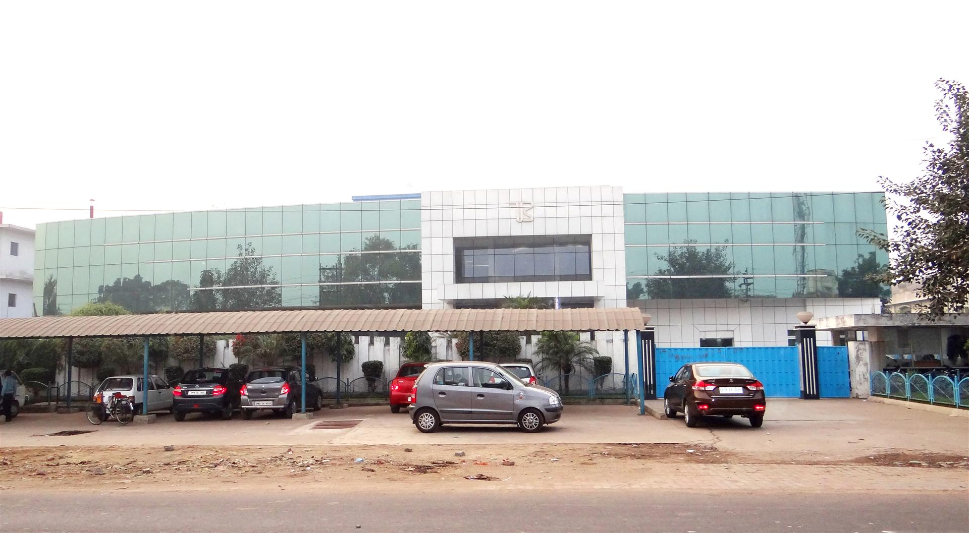 Front View Of Head Office